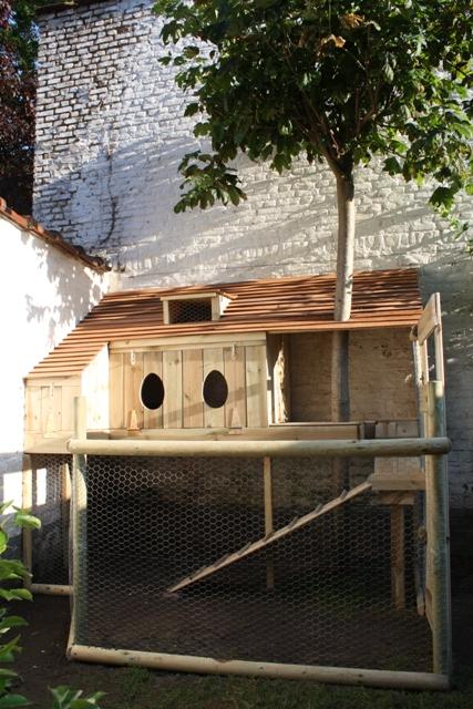Poulailler osez les poules en ville - Poules en ville reglementation ...